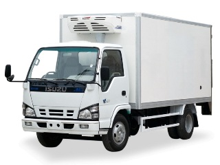 Refrigerated-truck-body